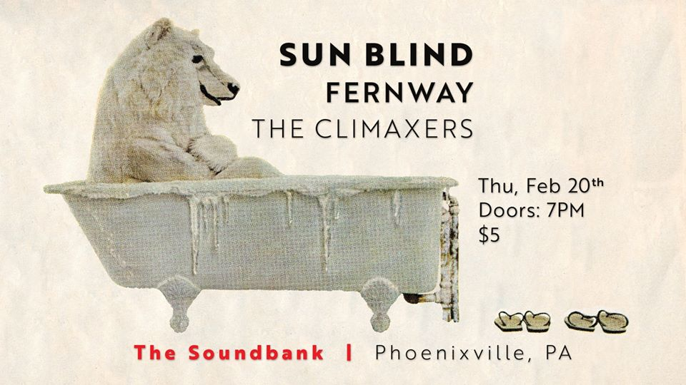 Fernway Tour At the Soundbank in Phoenixville PA
