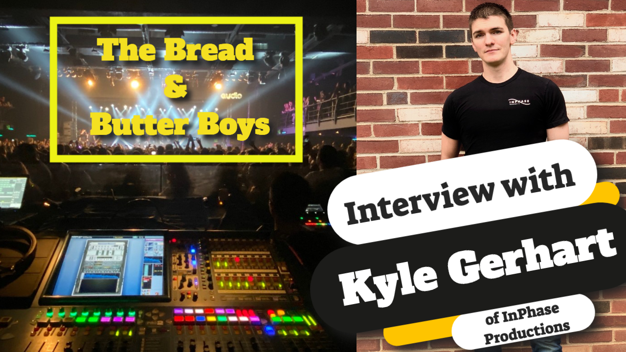 Bread & Butter Boys Episode 9 with Kyle Gerhart